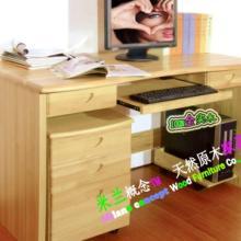 供应广州订做电脑桌转角书柜办公桌/实木办公家具/实木电脑桌/转角电脑批发