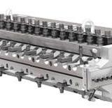 供应金纬新式PVC结皮发泡板材模具