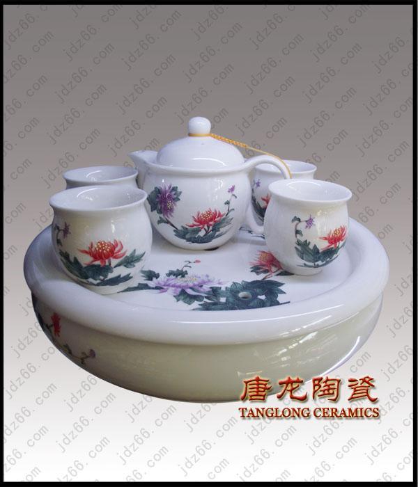 供应景德镇陶瓷礼品茶具