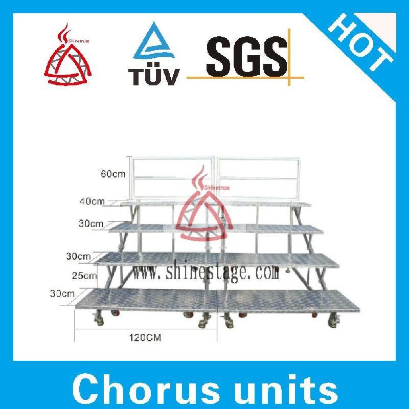 供应合唱台合唱阶梯阶梯舞台演奏台图片