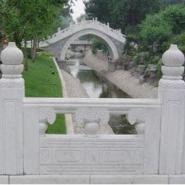 大理石栏杆、桥梁草白玉栏杆图片