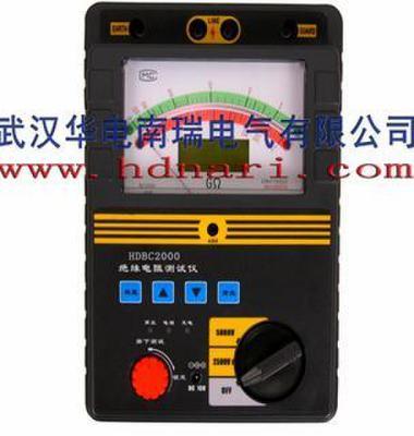 厂销双显绝缘电阻测试仪抗干扰强图片/厂销双显绝缘电阻测试仪抗干扰强样板图 (1)