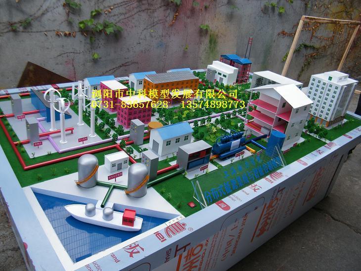 供应风力互补发电模型、风力发电机模型