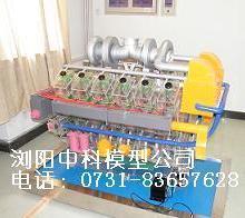 湖南中科柴油机模型-内燃机模型供应