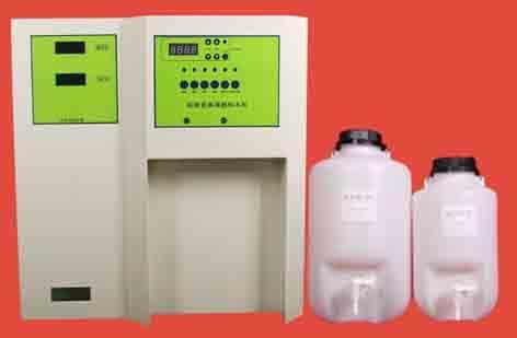 台式高端实验室超纯水机