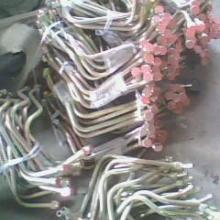 供应挖掘机铁弯管全车油路钢管折弯并配套两端接头批发