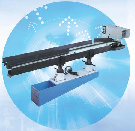 供应圆棒自动入料-收料装置无心磨磁性分离过滤机