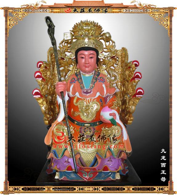 林默娘肉身神像_妈祖娘娘-木雕彩绘描金神像-圣母娘图片 妈祖娘娘-木雕彩绘描金