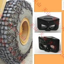 井下作业铲运机轮胎保护链 双耐磨轮胎保护链
