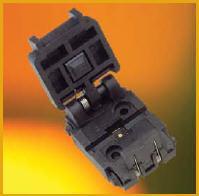 供应08QN13A18060QFN测试座,锁紧座,IC插座