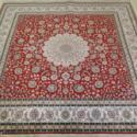手工羊毛地毯清洗修补图片