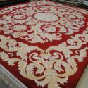 纯手工丝绸地毯图片