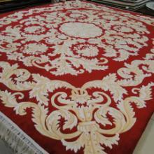 供应纯手工丝绸地毯