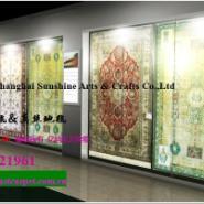 丝绸地毯图片
