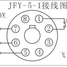 供应三相电源保护继电器-相序保护器JFY-5-1生产厂家批发