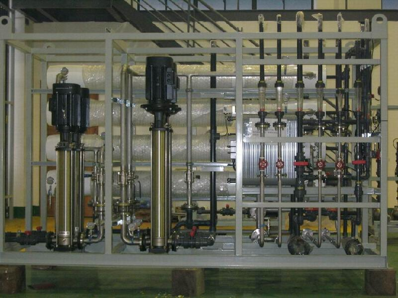 供应珠海清洗玻璃用纯水处理设备厂家