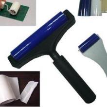 供应粘尘滚筒(PE/PP/硅胶料)粘尘滚筒PE/PP/硅胶料