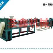 150型单机再生塑料颗粒机/造粒机图片
