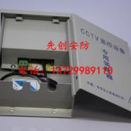 监控防水电源/12V2A防水盒电源图片