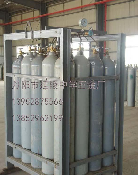 供应氦气集装格氦气钢瓶集装格气体钢瓶集装格装置