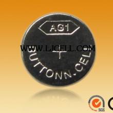 供应AG1 AG3 AG4 碱性锌锰纽扣电池厂家
