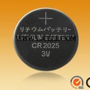 CR2025纽扣电池图片