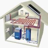 供应 太阳能取暖 太阳能地板采暖系统 太阳能室内采暖