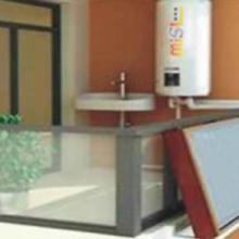 供应建筑一体化平板太阳能集中供热系统