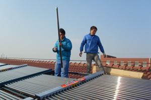 品牌太阳能热水器工程厂家