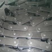 不锈钢滚子链图片