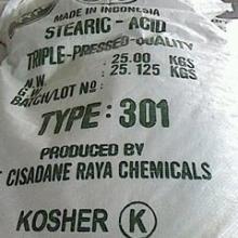 供应印尼大丹尼产硬脂酸301批发