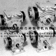 供应SHINKO 带离合刹车减速机 NWP-0.6-16E-10B