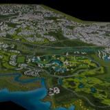 供应旅游规划展示沙盘模型制作/公园模型制作/建筑模型制作公司