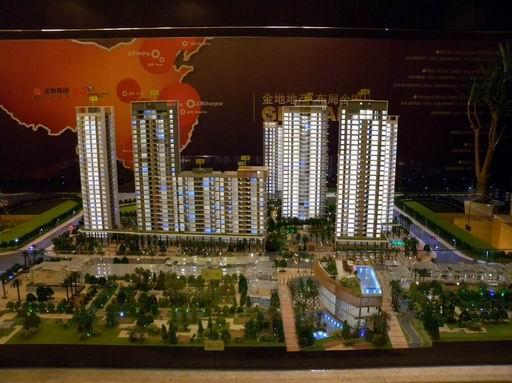 供应深圳模型水晶模型建筑模型恒信模型,电子沙盘模型公司