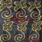 供应广州蕾丝面料服装服饰棉线全棉花边