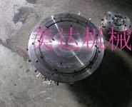 凹凸扣吹膜机线型料模具设备图片