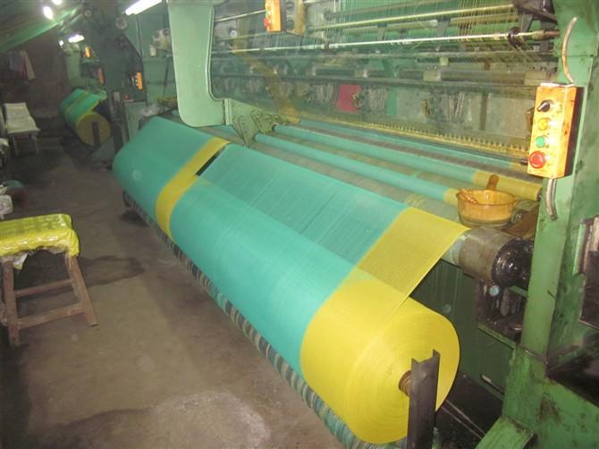 供应滨州彩色安全标志网,惠民县浩安化纤绳网厂优质供应