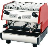 lapavoni窄双头电控咖啡机图片