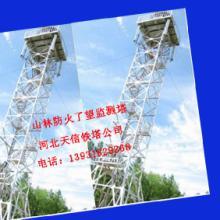 供应天信铁塔公司森林防火了望塔,林火监控塔,山林火情监测塔