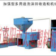塑料粉碎混炼造粒机DY150图片