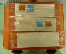 供应纸巾刀叉包装机