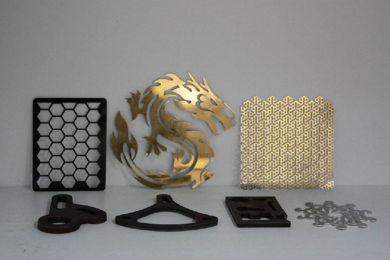 光纤激光切割机图片/光纤激光切割机样板图 (2)