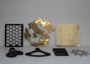 索斯曼光纤激光切割机价格不锈钢图片
