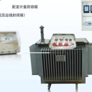 SMC变压器计量箱立式计量箱计量图片