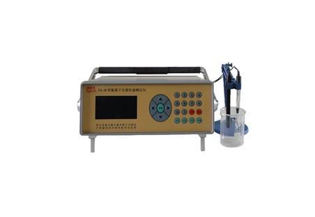厂家直销CL-R型氯离子含量快速测定仪,氯离子含量快速测试仪详细说明