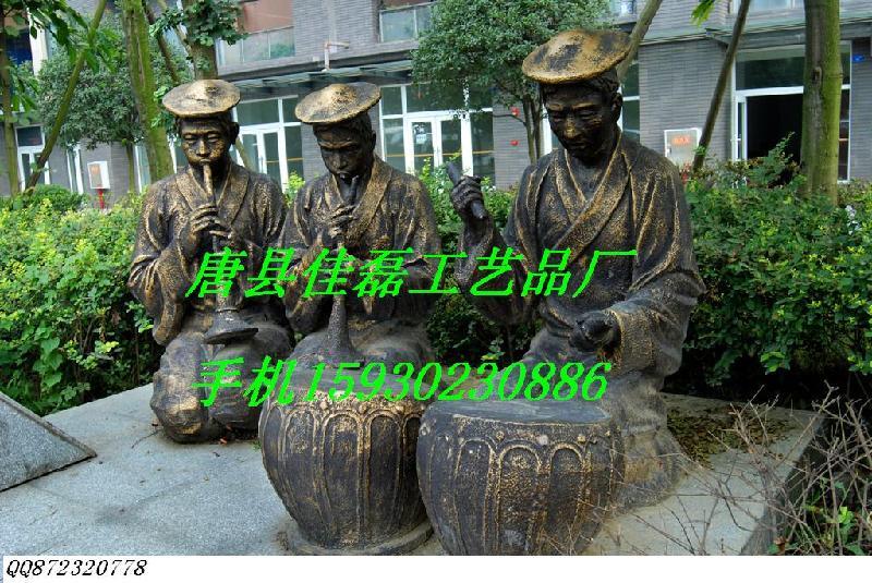 青铜雕塑图片 青铜雕塑样板图 民间雕塑艺术雕刻广场雕塑...