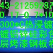 镀铝锌AZ150耐指纹板生产厂家图片