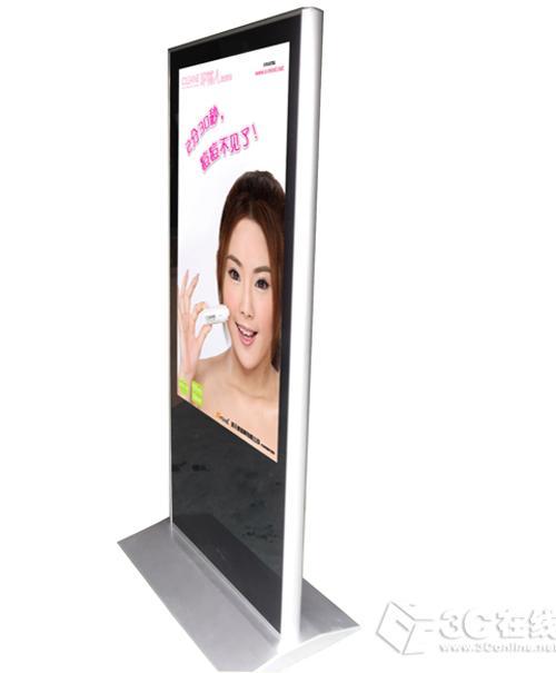 供应落地式数字广告机/液晶广告机