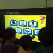 供应幼儿园专用多媒体教学一体机/幼儿园交互式液晶电子白板