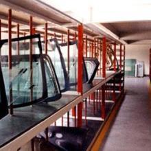 汽车4S店货架汽配库货架图片